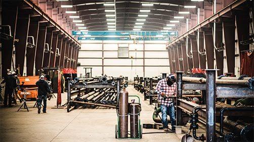 Colorado welding services in greeley