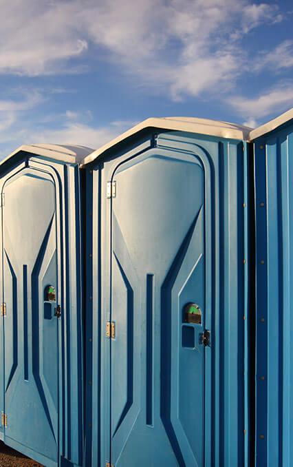 Temporary Toilets Sanitation