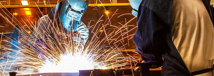 steel welders