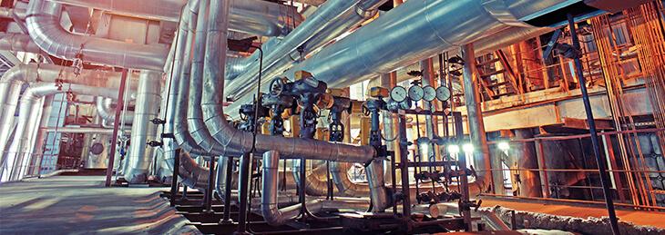 chemical plant construction