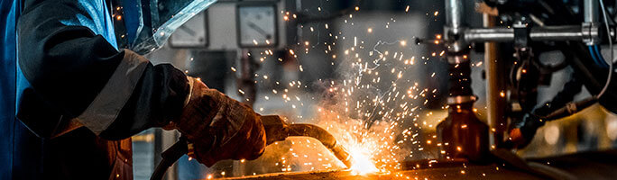 industrial fabrication and welding