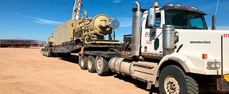 heavy haul tracking