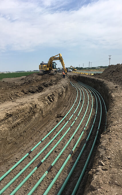 Flowline Construction & Gathering Systems