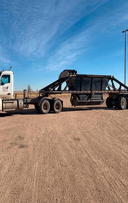 Material hauling