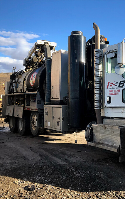hydrovac industrial services