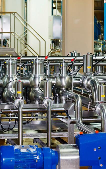 Pharmaceutical Plant Construction
