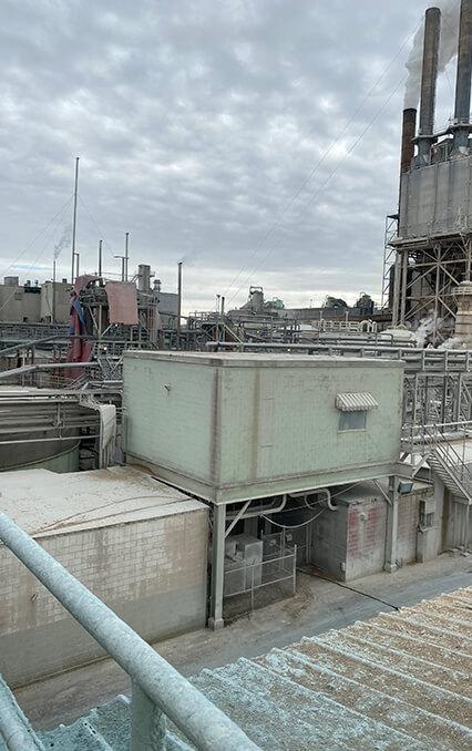 Refineries & Plant Retrofits Construction