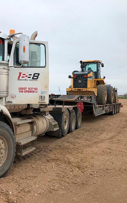 Heavy Haul & Earthmoving Equipment